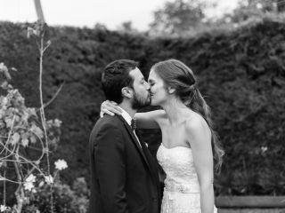 El matrimonio de Estefania y Carlos