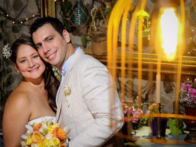 El matrimonio de BEATRIZ y JUAN