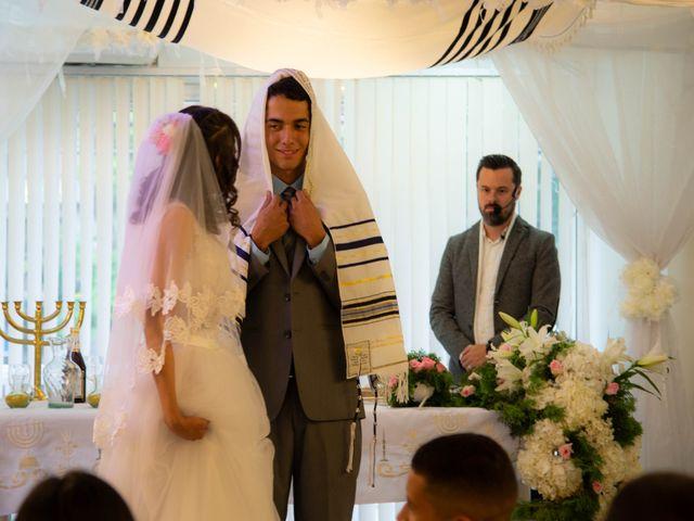 El matrimonio de Jorge Mario  y Génesis en Medellín, Antioquia 3
