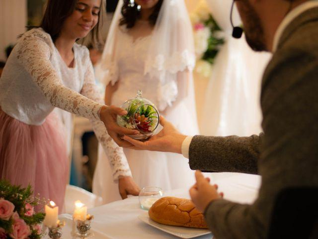 El matrimonio de Jorge Mario  y Génesis en Medellín, Antioquia 8