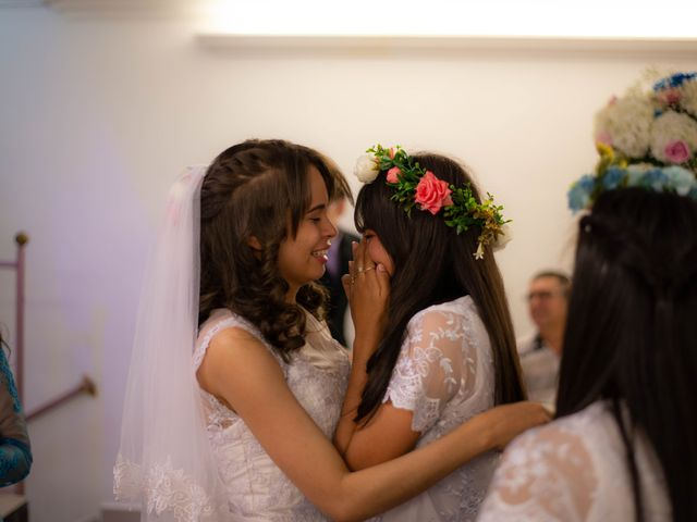 El matrimonio de Jorge Mario  y Génesis en Medellín, Antioquia 10