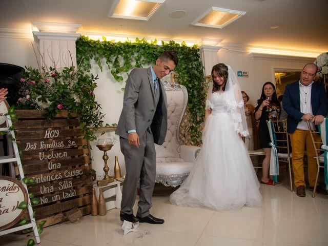 El matrimonio de Jorge Mario  y Génesis en Medellín, Antioquia 2