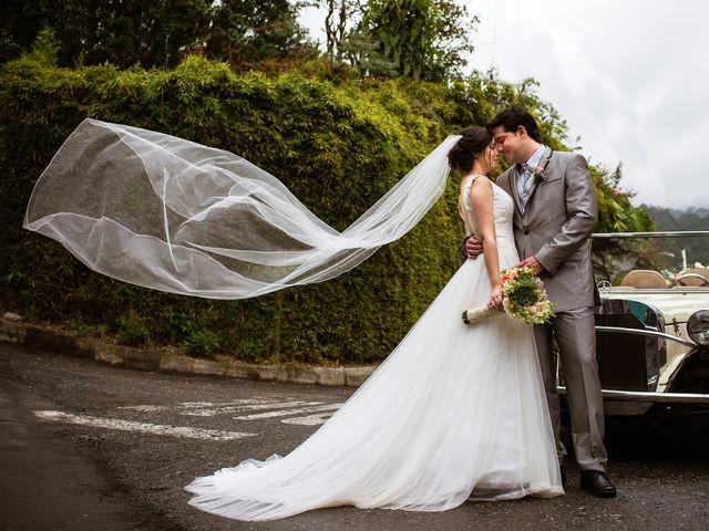 El matrimonio de Julian y Ana María en Medellín, Antioquia 1
