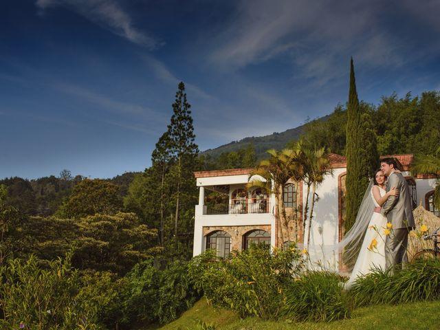 El matrimonio de Julian y Ana María en Medellín, Antioquia 24