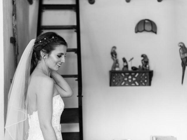 El matrimonio de Carlos y Estefania en Chía, Cundinamarca 9