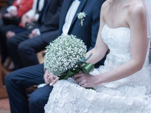 El matrimonio de Carlos y Estefania en Chía, Cundinamarca 17