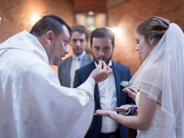 El matrimonio de Carlos y Estefania en Chía, Cundinamarca 20