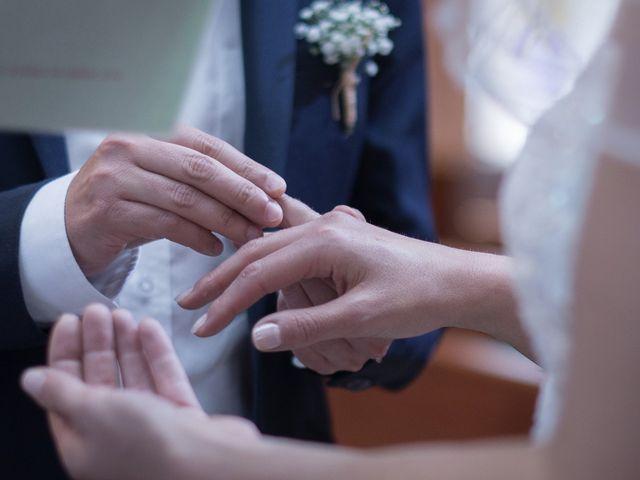 El matrimonio de Carlos y Estefania en Chía, Cundinamarca 21