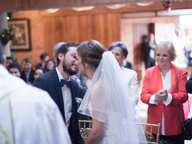 El matrimonio de Carlos y Estefania en Chía, Cundinamarca 23