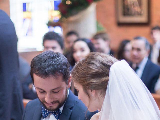 El matrimonio de Carlos y Estefania en Chía, Cundinamarca 24