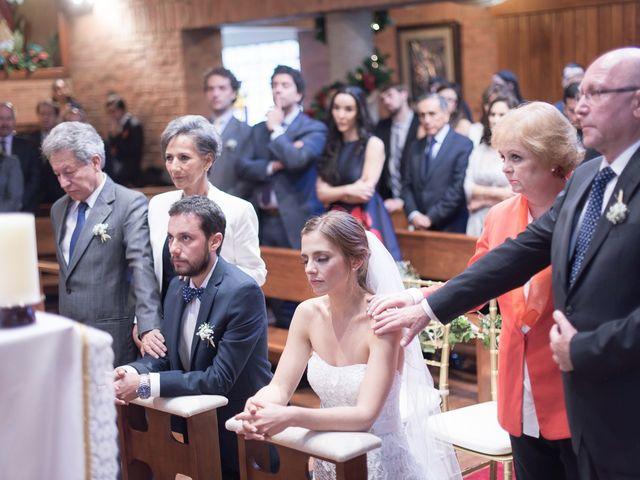 El matrimonio de Carlos y Estefania en Chía, Cundinamarca 31