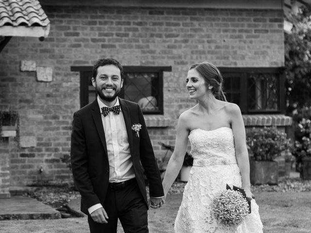 El matrimonio de Carlos y Estefania en Chía, Cundinamarca 35