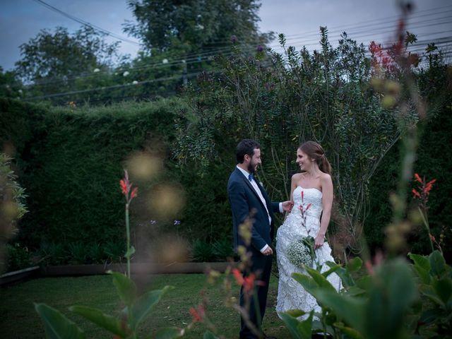 El matrimonio de Carlos y Estefania en Chía, Cundinamarca 36