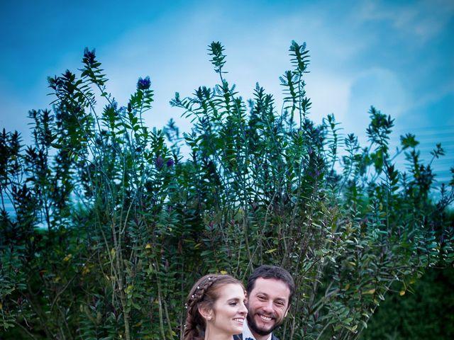 El matrimonio de Carlos y Estefania en Chía, Cundinamarca 1