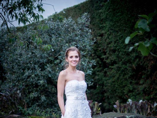 El matrimonio de Carlos y Estefania en Chía, Cundinamarca 39