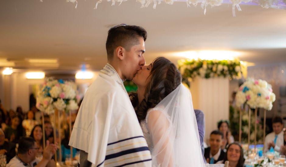 El matrimonio de Jorge Mario  y Génesis en Medellín, Antioquia