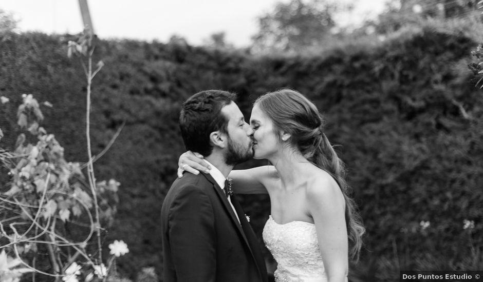 El matrimonio de Carlos y Estefania en Chía, Cundinamarca