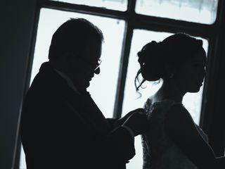 El matrimonio de Victoria y Monsu 3