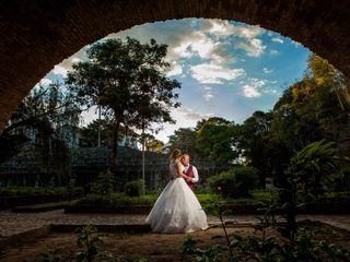 El matrimonio de Yuli y Diego 3