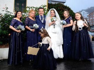 El matrimonio de Jenny y Luis 3