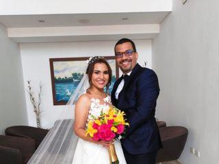 El matrimonio de Cristina y Victor 3