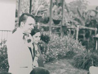 El matrimonio de Lady y Cesar
