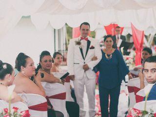 El matrimonio de Lady y Cesar 2