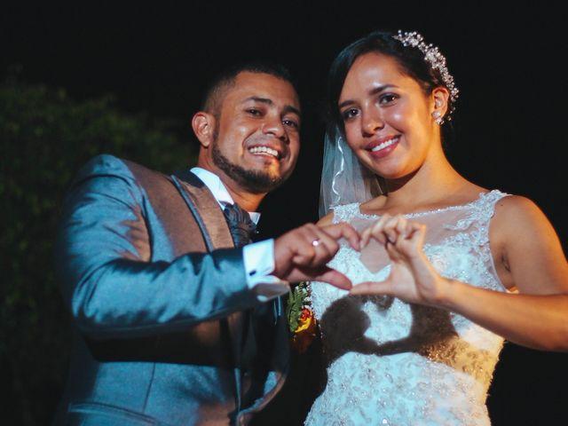 El matrimonio de Victoria y Monsu
