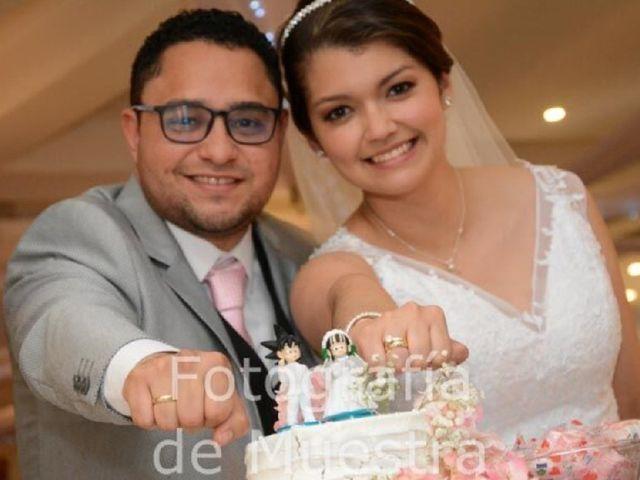 El matrimonio de Yiseth y Sammy