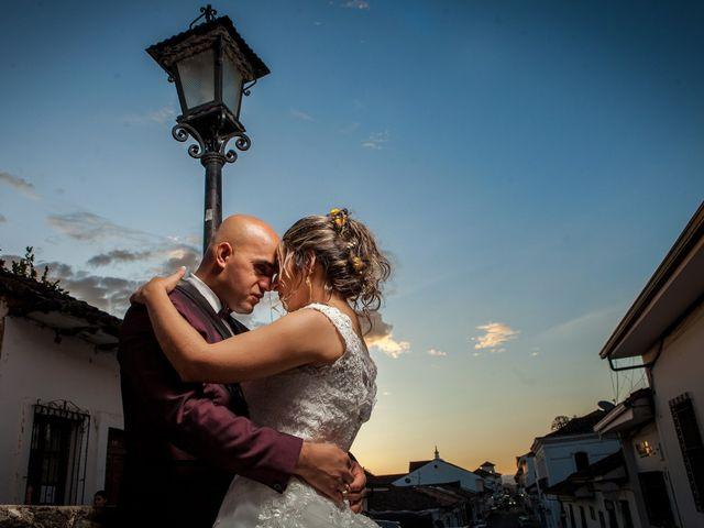 El matrimonio de Diego y Yuli en Popayán, Cauca 15
