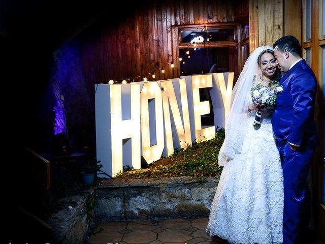 El matrimonio de Jenny y Luis