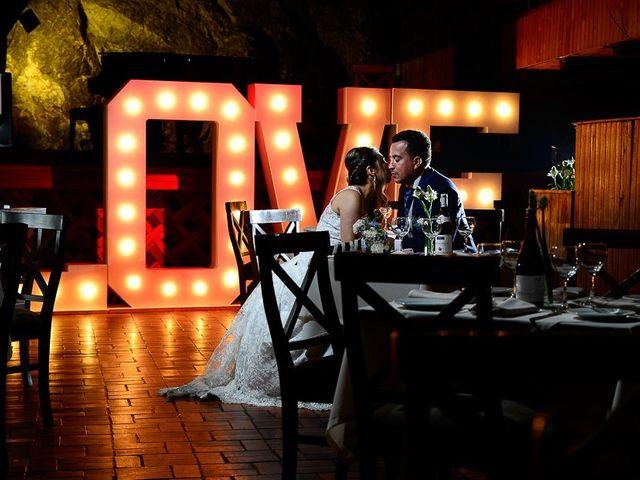 El matrimonio de Luis y Jenny en Bogotá, Bogotá DC 2