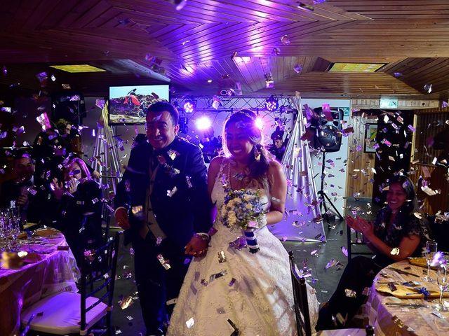 El matrimonio de Luis y Jenny en Bogotá, Bogotá DC 6