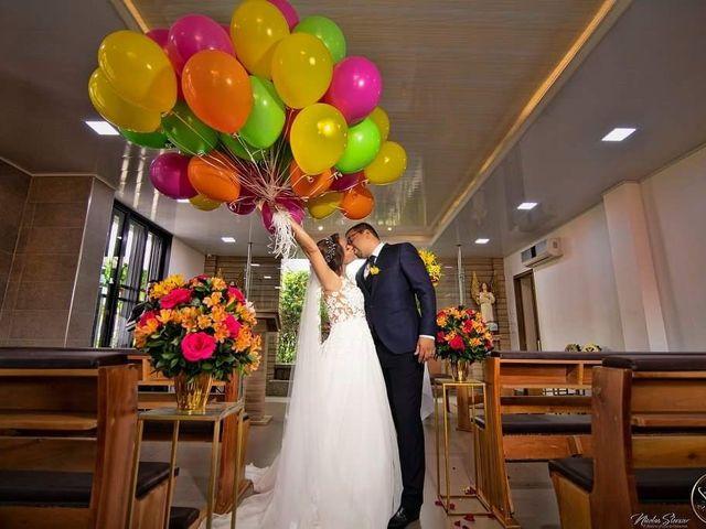 El matrimonio de Cristina y Victor