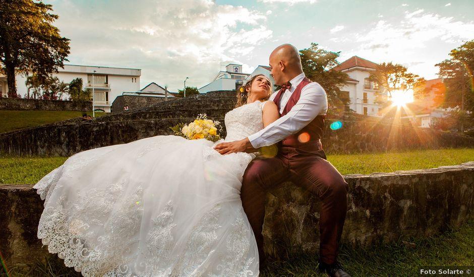 El matrimonio de Diego y Yuli en Popayán, Cauca