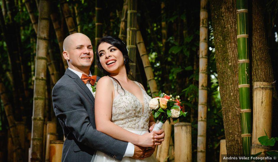 El matrimonio de Alejandro y Lorena en Medellín, Antioquia