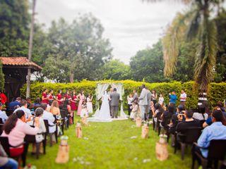 El matrimonio de Dania y Heved 1