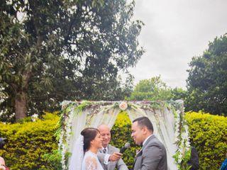 El matrimonio de Dania y Heved 2