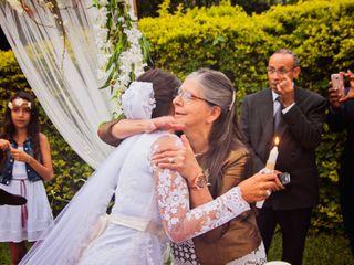 El matrimonio de Dania y Heved 3