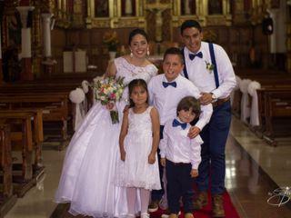 El matrimonio de Lina Isabel y Julián David 2