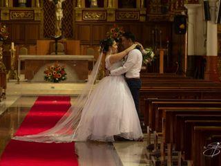 El matrimonio de Lina Isabel y Julián David 3