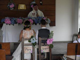 El matrimonio de Angela y Andrés 2
