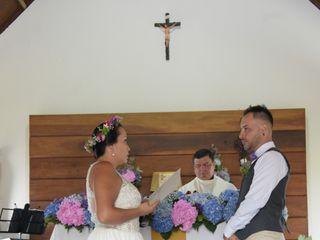 El matrimonio de Angela y Andrés 3