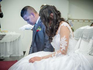 El matrimonio de Brayan  y Paula  2