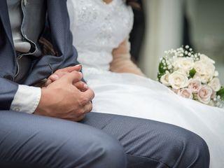 El matrimonio de Brayan  y Paula  3