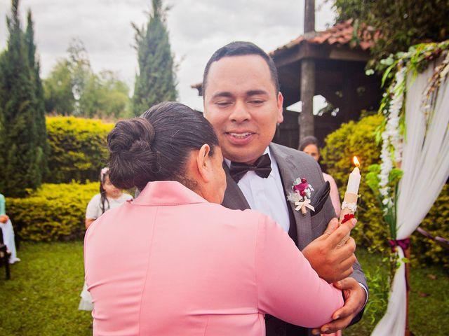 El matrimonio de Heved y Dania en Caicedonia, Valle del Cauca 5