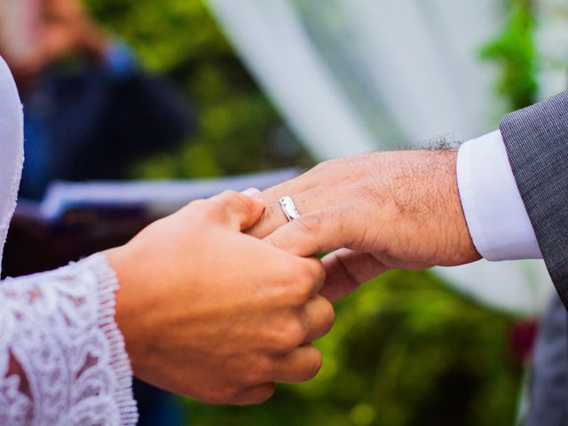 El matrimonio de Heved y Dania en Caicedonia, Valle del Cauca 9
