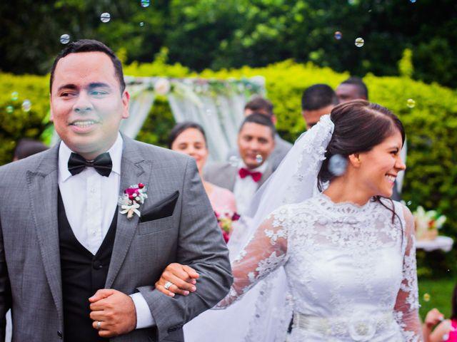 El matrimonio de Heved y Dania en Caicedonia, Valle del Cauca 15