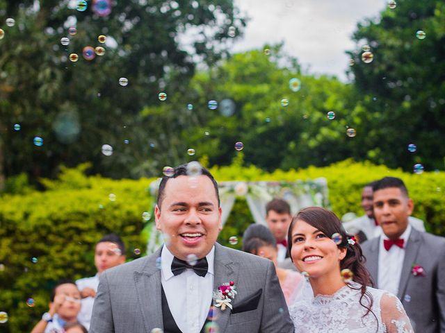 El matrimonio de Heved y Dania en Caicedonia, Valle del Cauca 16