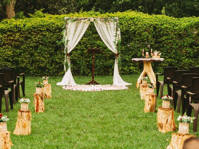 El matrimonio de Heved y Dania en Caicedonia, Valle del Cauca 18